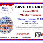 H100 Mentor Program Mentor Training_2.23.17